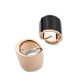 vhernier-anelli-vague-oro-ebano